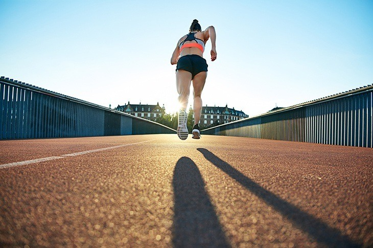 How Does Running Build Leg Muscle? Sprint