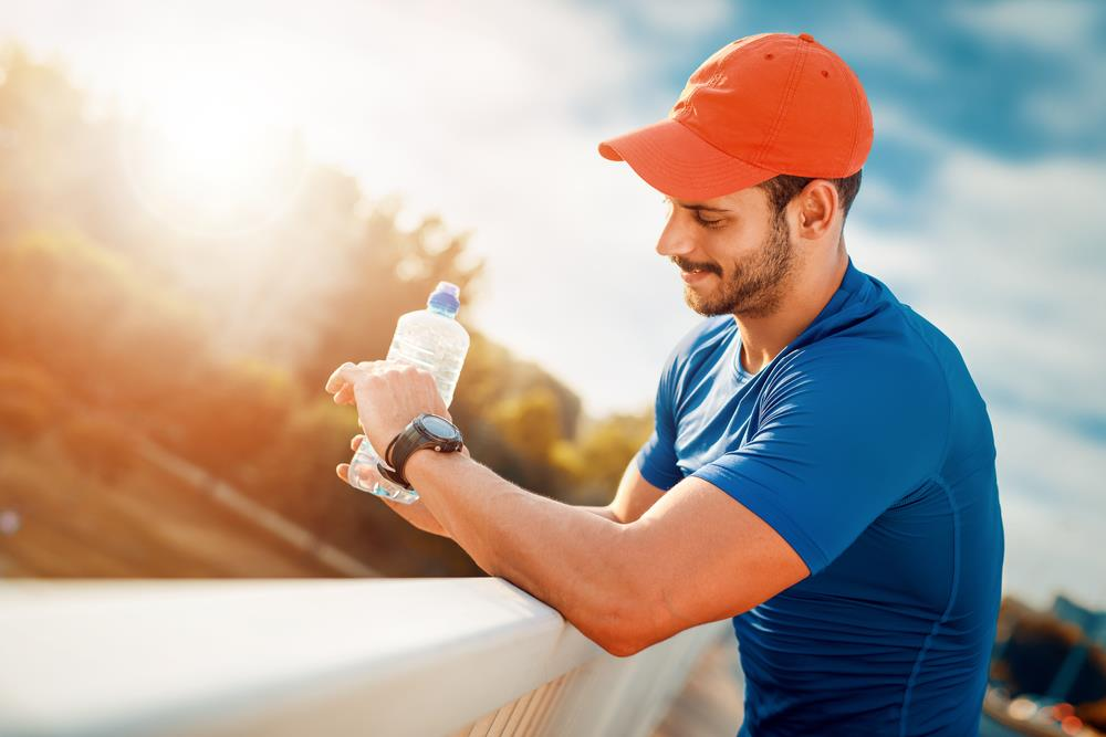 How is Perspiration Related to Recovery After Exercise?